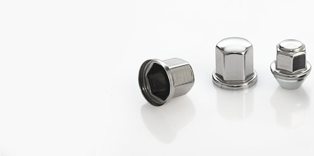 Stainless Steel 436 Wheel Nut Cap